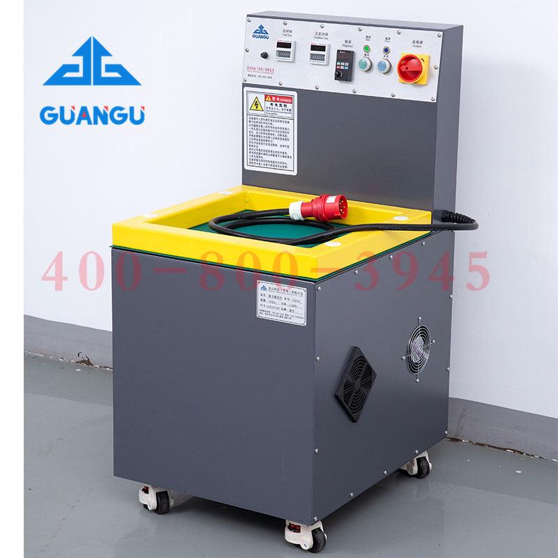 滨州平移式磁力研磨机工作原理