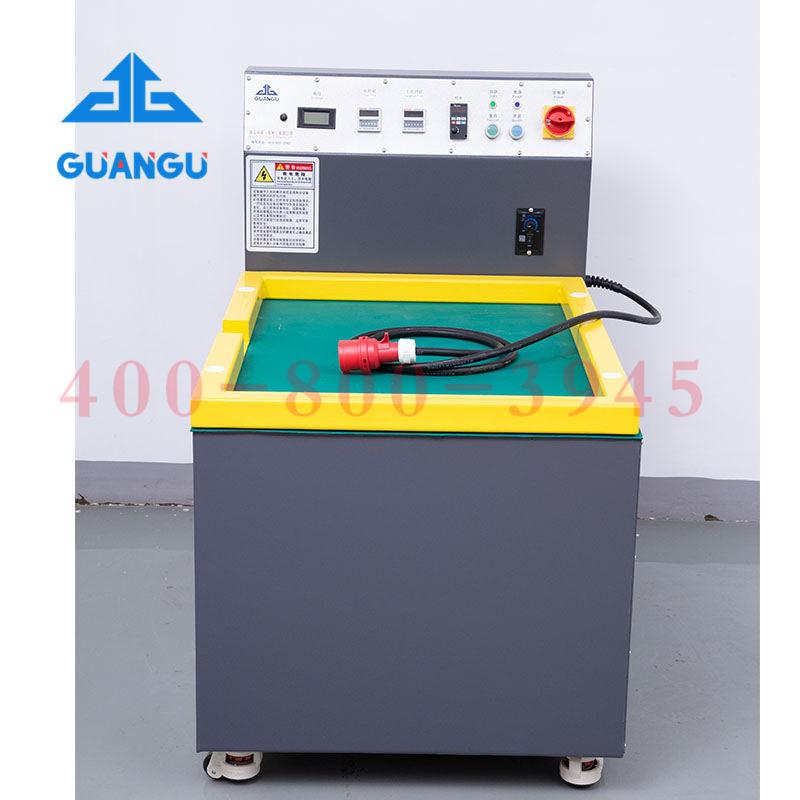 淄博大型璧山磁力研磨抛光机多少钱一台